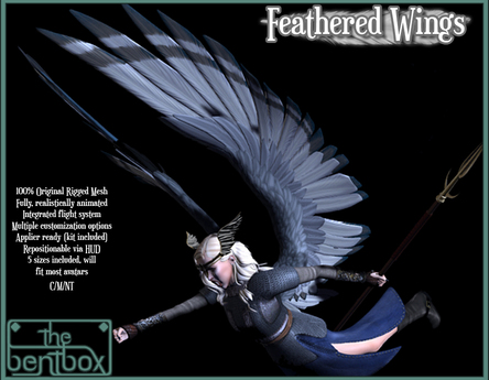 BB Feathered Wings 1.2 (Unpacker)
