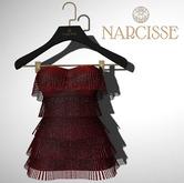 -Narcisse- ADD Jean Flapper Dress - Siren