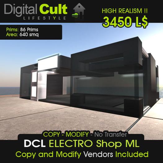 *** DCL Electro Shop ML Black Version