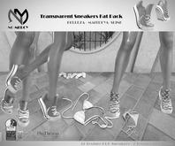No Mercy / Transparent Sneakers - Fat Pack / Belleza / Maitreya / Slink - DEMO