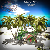 Kathy`s Garden Tropi Path
