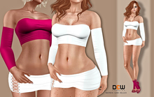 """DEW"" Paradox outfit ➡  MAITREYA, BELLEZA, SLINK"