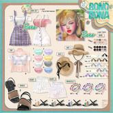 `M.BIRDIE / BonoBona look. Top8 Maitreya