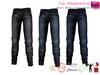 Full Perm Men's Skinny Jeans Pants Adin, Onupup, TMP, Belleza Jake, Slink Physique Male
