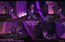 +Dreamcatcher+ Sweet Succubus poses /Bento&classic