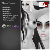 *CH* Mariela (Vampire) EXCL Skin