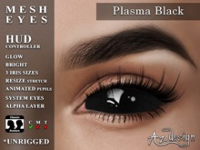 Az... Plasma Black (MESH EYES)