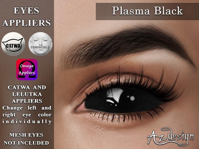 Az... Plasma Black (EYES APPLIERS)