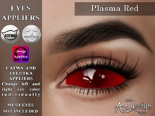 Az... Plasma Red (EYES APPLIERS)