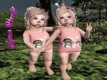 SAMIS WORLD  Happy Twins