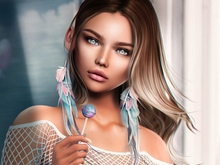 Briana Shape for LeLutka Bento Head May - Maitreya Body