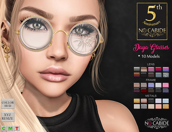 No Cabide :: Daya Glasses HUD 10 Models