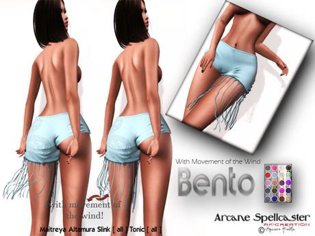 bag Pant Violin BENTO *Arcane Spellcaster* Ak-Creations