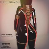Skittish - The Thing MK:II
