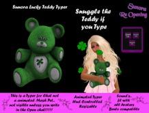 Sunora Lucky Teddy Typer