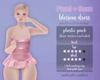 Pixel Geek - Blossom Dress * Plastic Pack