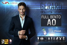 LAUNCH PROMO! VISTA ANIMATIONS-GERARD FULL BENTO AO