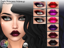 *Booty's Beauty* Catwa Makeup ~ Dark Princess ~ BOM Updated!