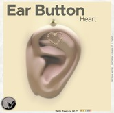 *PC* Ear Button Heart Piercing (with hud)