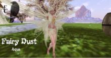Fairy Dust by Ameythest (Aqua)