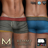 Matova - Remmy Shorts