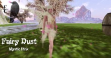 Fairy Dust by Ameythest (Mystic Pink)