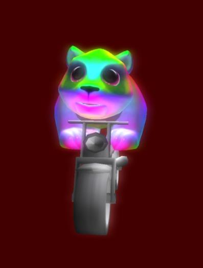 Panda Motor bike for Base