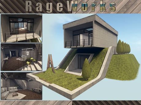 Hill House - (RageWorks)