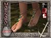 Gladice barefoot flat  jean
