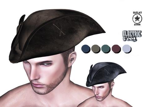 EF*-* 3.2 Pirates Hat