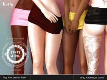 [I<3F] - Kelly [undress me]