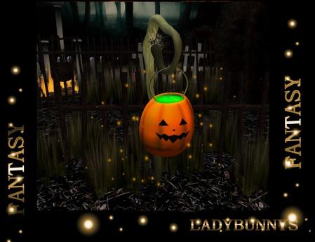 ~Hauntingly Halloween~Pumpkin Light