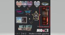 MOoH! Wishing booth 3LI RARE