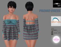 .: MB :. PROMO Babydoll Dress ~ Altamura Maitreya TMP