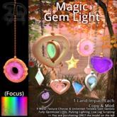 [DDD] Magic Gem Lantern - Focus