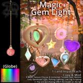[DDD] Magic Gem Lantern - Globe