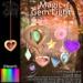 [DDD] Magic Gem Lantern - Heart