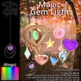 [DDD] Magic Gem Lantern - Rings