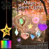[DDD] Magic Gem Lantern - Star