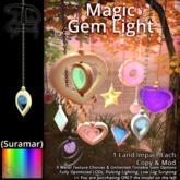 [DDD] Magic Gem Lantern - Suramar