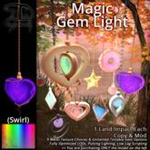 [DDD] Magic Gem Lantern - Swirl