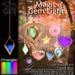 [DDD] Magic Gem Lantern - Triangle