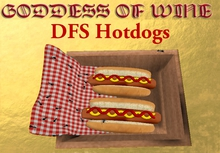 [DFS] Hotdogs * YUMMY * Perfect for picnic & more * Can be PARTY FOOD