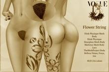 DEMO VRW Flower string