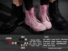 Mossu - Rebel Boots - Demo