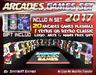 = Arcades Games Set 2017 = [BOX]