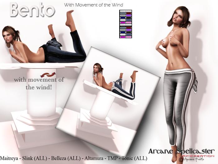 bag Pant Nora BENTO *Arcane Spellcaster* Ak-Creations