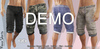 FashionNatic - DEMO ROCCO SHORTS FATPACK