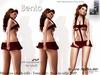 bag Dress Sjue BENTO W/CH *Arcane Spellcaster* Ak-Creations