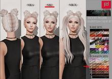 -FABIA- Mesh Hair   <Niki> Ginger set 4